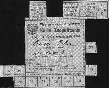 Polskie rzemiosło w Świnoujściu  w latach 1945 – 46