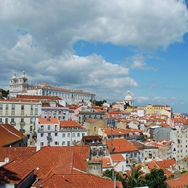 Portugalia - słoneczny kraniec Europy
