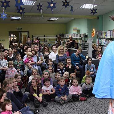 Biblioteka – dzieciom