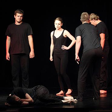 "Teatr Kaprys – ""OFF"" w Świnoujskim MDK'u"