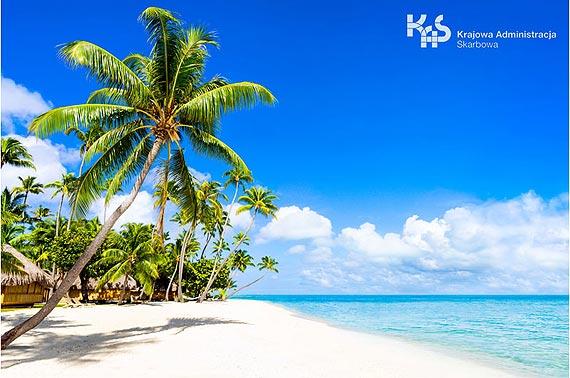 Wyjeżdżasz na wakacje - przeczytaj informator turystyczny Służby Celno-Skarbowej