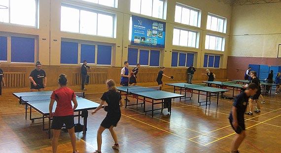 Ruszyły zapisy do Sekcji Sportowej OSiR - tenis stołowy