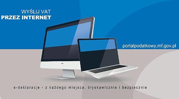 Elektroniczne deklaracje VAT – przypominamy o tym obowiązku