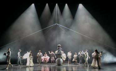 Jedyny w Polsce pokaz Recirquel Company Budapest / 21 listopada w Teatrze Wielkim w Łodzi