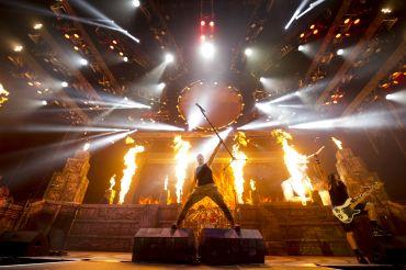 Iron Maiden ze światową trasą Legacy Of The Beast w Krakowie!