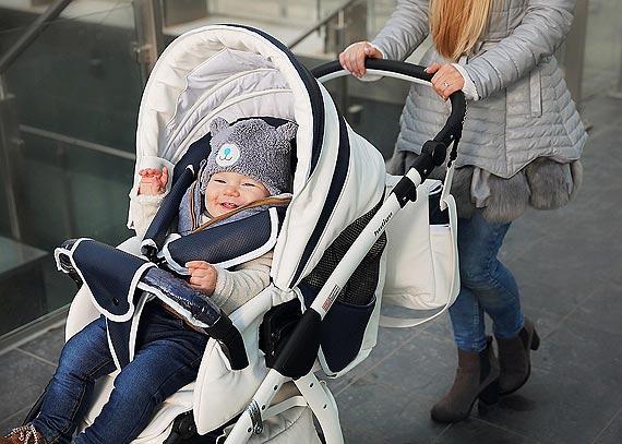 Mama wie lepiej: Spacer w markecie lub galerii handlowej z niemowlakiem? Rodzice, nie róbcie tego!