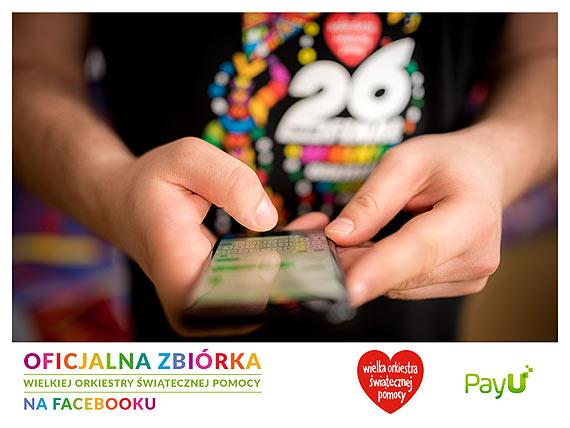 Wspieraj WOŚP w internecie razem z PayU