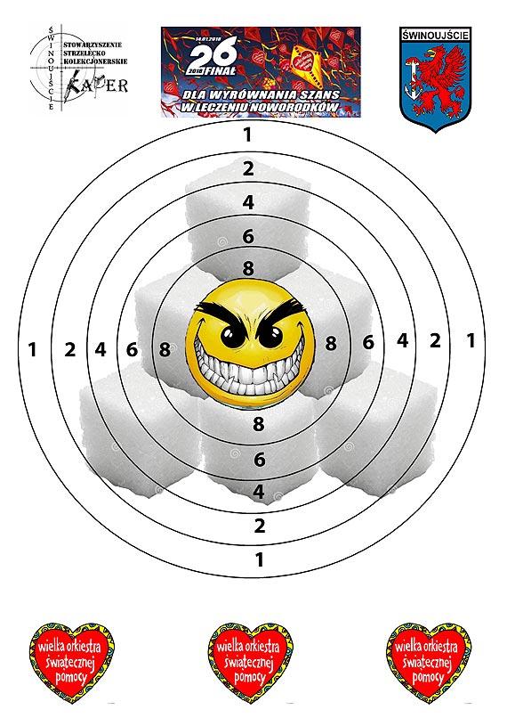 SSK Kaper dla WOŚP. Oddaj kilka strzałów do tarczy i wesprzyj orkiestrę