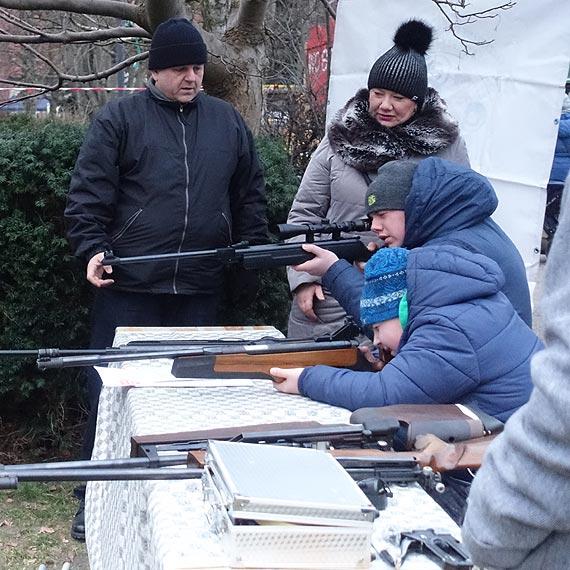 WOŚP-owe szaleństwo dotarło na Plac Mickiewicza
