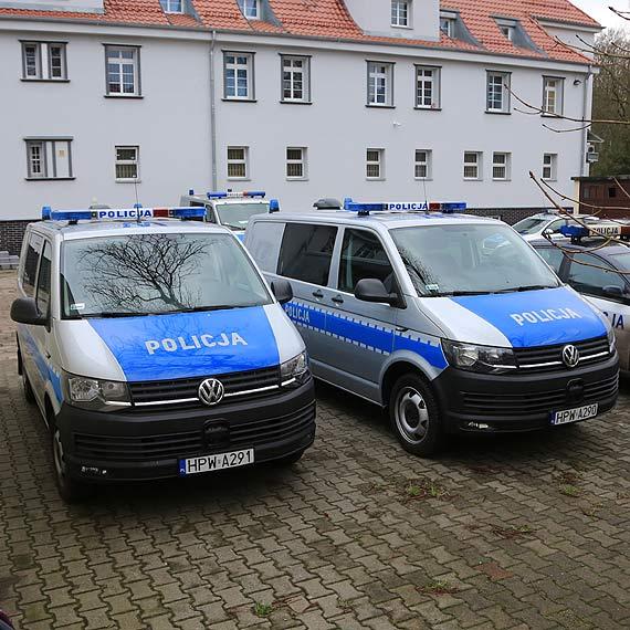 Policyjna flota wzbogaciła się o nowe radiowozy. W sumie będzie ich aż 5!
