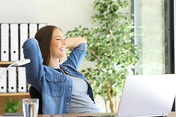 Jak pracować bardziej efektywnie – podkręć swoją aktywność w pracy!