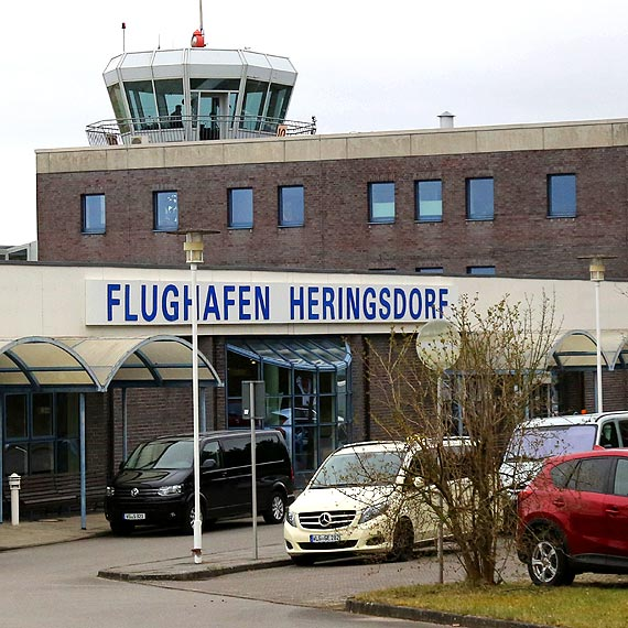 Miasto nie wydatkuje pieniędzy na lotnisko w Heringsdorfie. Mogą zrobić to prywatni inwestorzy