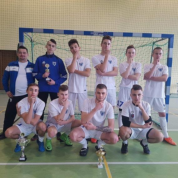 FLOTA: Juniorzy wygrali turniej w Lipianach