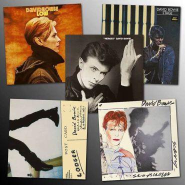 Zremasterowane klasyki Davida Bowiego!