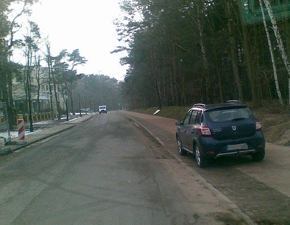 Niemieccy kierowcy parkują według własnych zasad...
