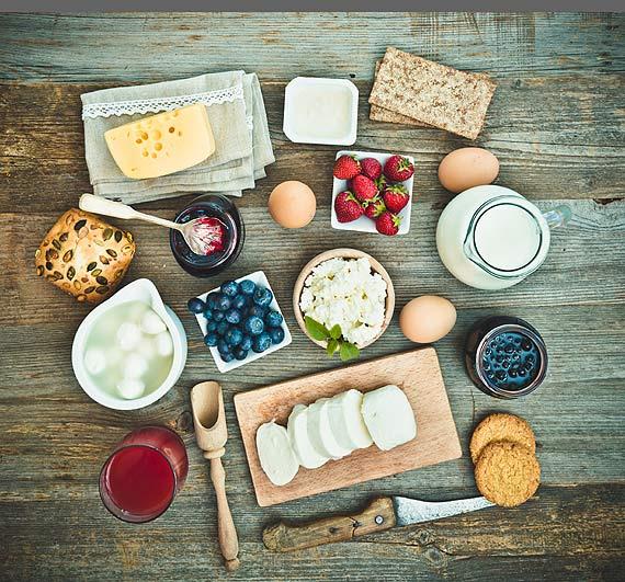 Smaczny sen i apetyt na nowy dzień – co jeść, by mieć energię na wiosnę?