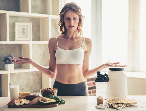 Dieta na start, czyli co jeść przed i po treningu, żeby uzyskać wymarzoną sylwetkę?