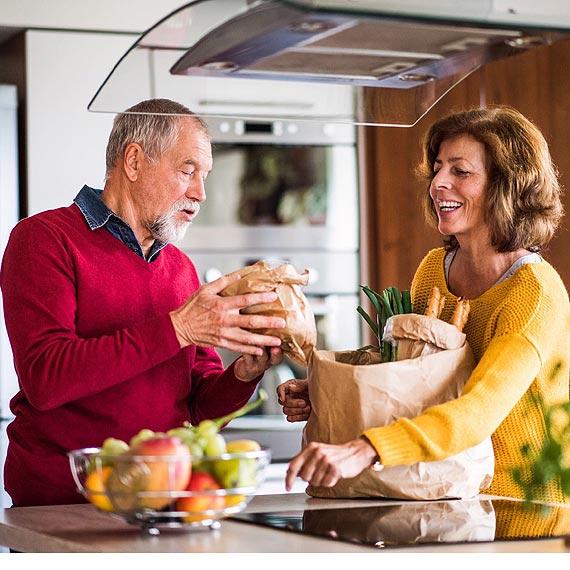 10 zasad zdrowej kuchni – dla seniorów