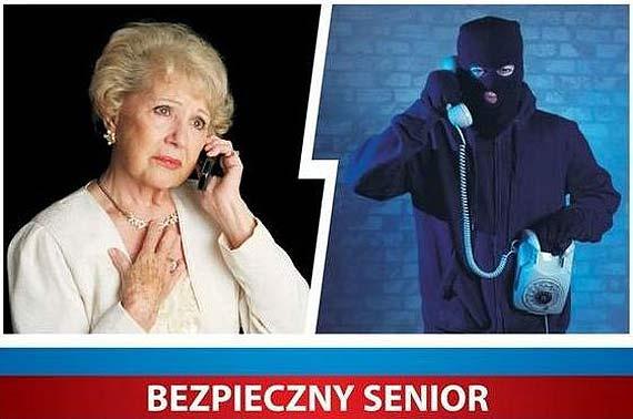 Uwaga na fałszywych policjantów!