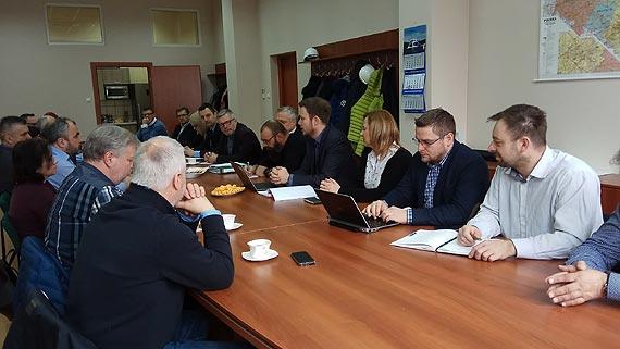 Program stoczniowy marszałka wzbudza olbrzymie zainteresowaniem branży