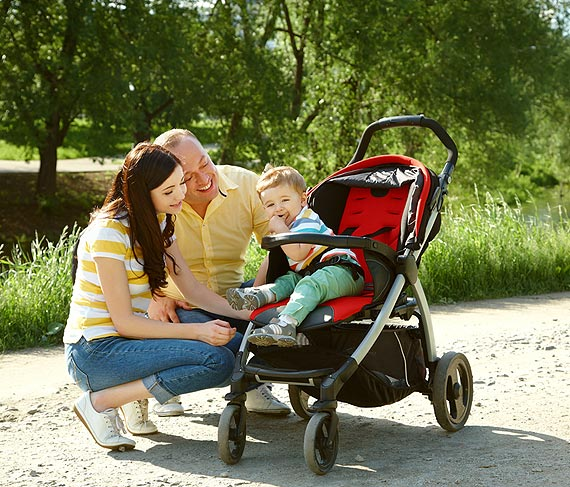 Jak dobrze spędzić z dzieckiem czas na świeżym powietrzu? Spacer spacerowi nie równy