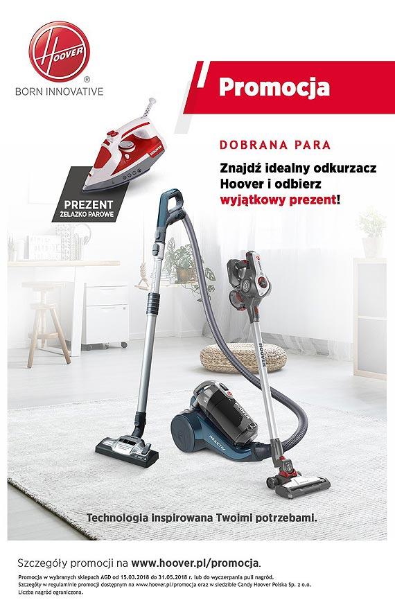 Wiosenne porządki z odkurzaczami Hoover – jak usprawnić sprzątanie mieszkania?