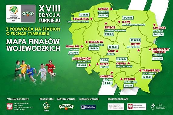 Czas wyłonić największe piłkarskie talenty w województwie zachodniopomorskim