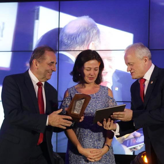 Podczas Gali Polsko-Ukraińskiej Izby Gospodarczej wręczono Buławy 25-lecia