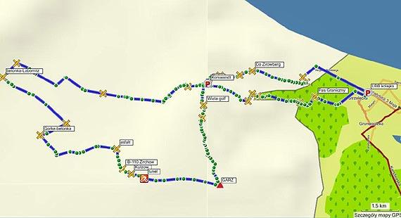 Pokonaj 36 km rowerami ze Świrami