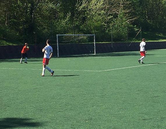 Juniorzy Młodsi   FLOTA Świnoujście – Wybrzeże Rewalskie  3-0 (0-0)
