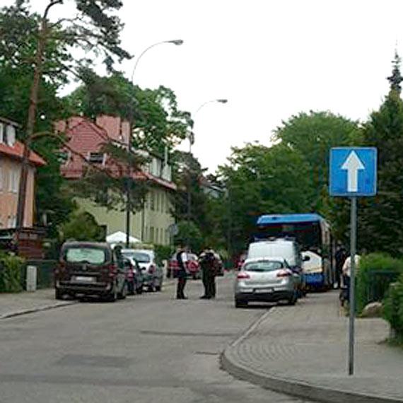 Kobieta podczas jazdy autobusem nagle zmarła