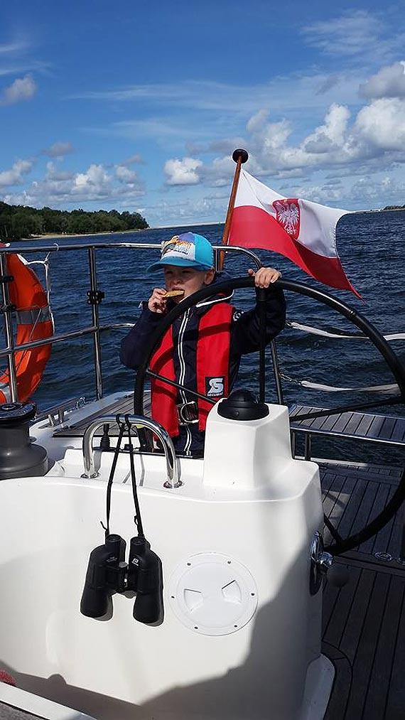 Inauguracja sezonu żeglarskiego w Kotwicy