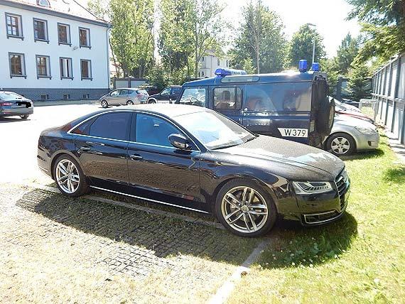 Policjanci odzyskali samochody o łącznej wartości ponad 170 tys. złotych