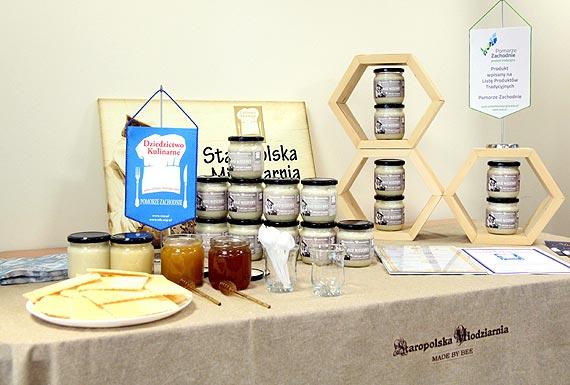 Miody ze Wzgórz Świeszewskich na Liście Produktów Tradycyjnych