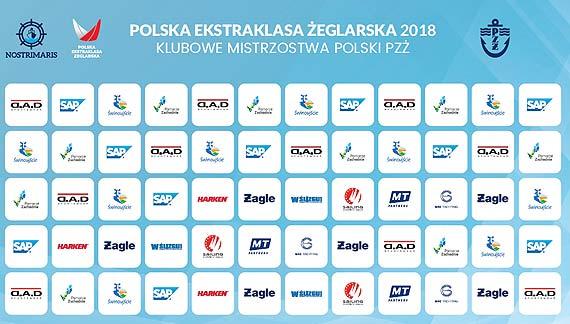 Znamy listę startową 1 rundy Ekstraklasy Żeglarskiej!