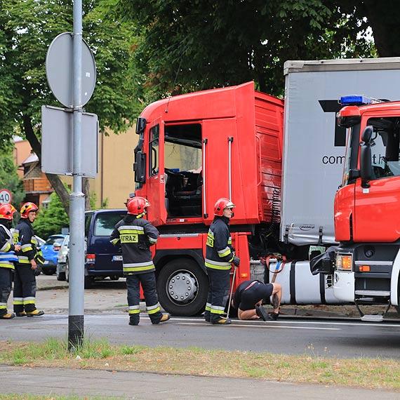 Strażacy nie gasili dziś pożarów