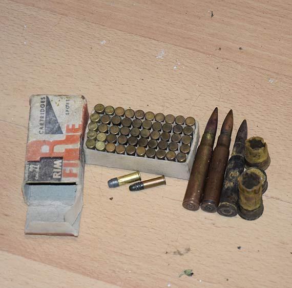 Miał w mieszkaniu proch strzelecki, amunicję i inne substancje łatwopalne