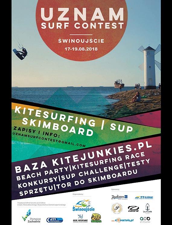 Uznam Surf Contest