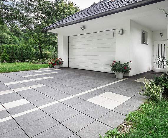 Jak wybrać trwały materiał na podjazd garażowy?