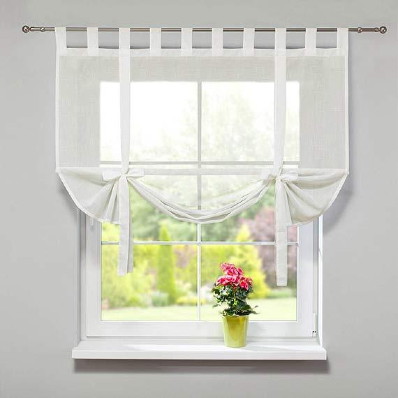 Firany i rolety woalowe – poznaj najlepsze sposoby na szybką zmianę dekoracji okna