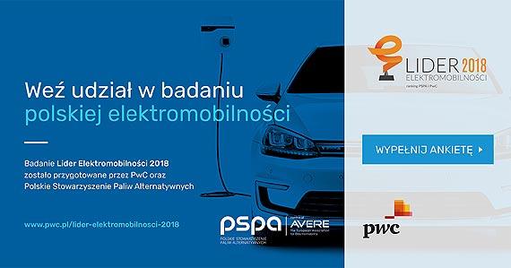Wskażą polskich liderów elektromobilności