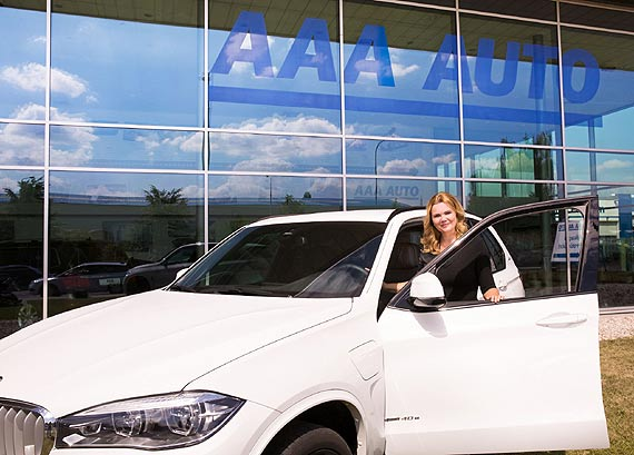 Rynek samochodów używanych rośnie w siłę – AAAAUTOodnotowuje rekord sprzedaży  W sierpniu Grupa sprzedała w Europie Środkowej niemal 8.000 aut – najwięcejwciągu 26 lat swojego istnienia