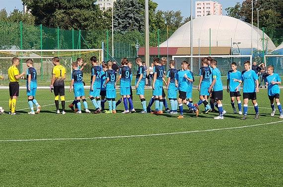 Piłkarski weekend AP Baltica