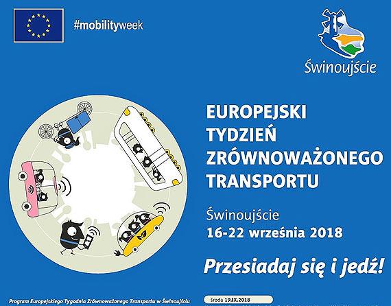 Rusza Europejski Tydzień Zrównoważonego Transportu. Będzie się działo.  Zobacz program