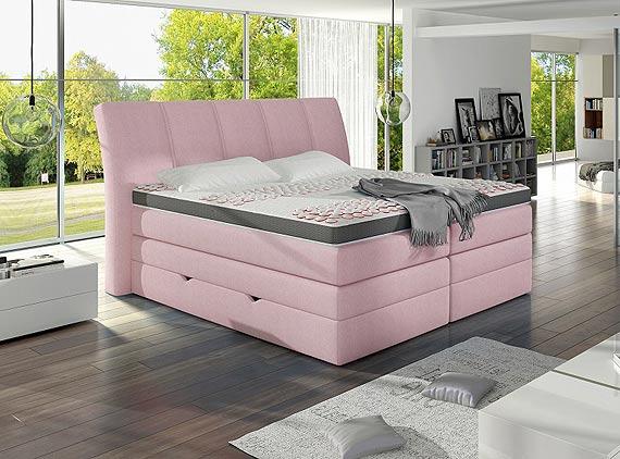"""Era """"Millennial Pink"""" trwa! Jak wprowadzić modny róż do swojej sypialni?"""