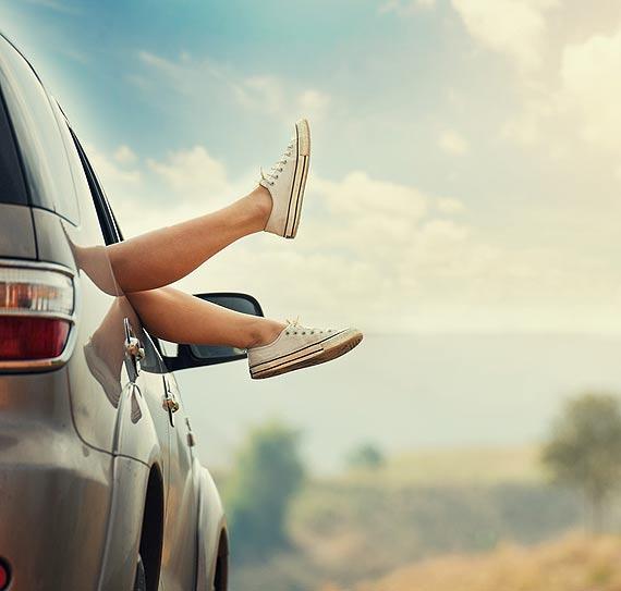 Dużo podróżujesz? Zadbaj o swoje nogi!