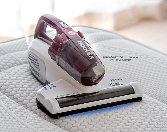 Rozwiązanie idealne dla alergików – odkurzacz do materacy z lampą UV