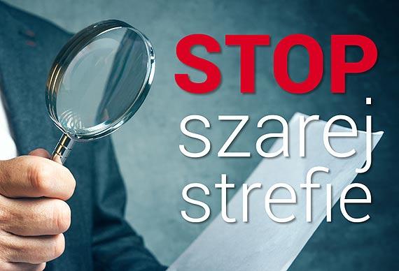 Stop szarej strefie