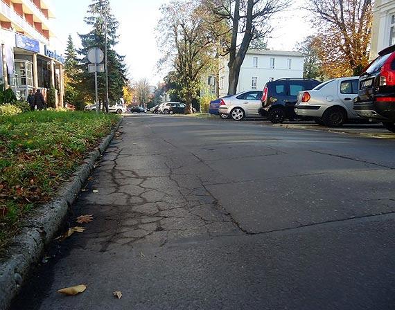 Przetarg na wybór wykonawców kolejnych trzech ulic