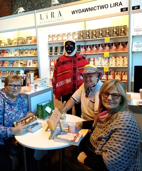 Ostatnie dni głosowania na książkę świnoujskiego autora, który brylował na Targach Książki Historycznej w Warszawie